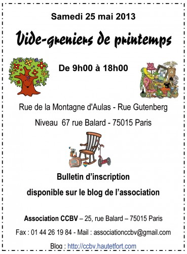 vide-grenier,brocante,paris,paris 15,association,ccbv