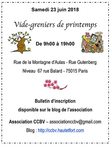 vide-grenier,paris,75015,association,ccbv,parc andré citroën