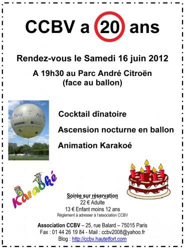 20 ans,ccbv,paris,parc andré citroën, association de quartier